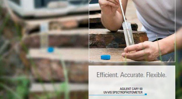 Agilent UV-Vis Spectrophotometer Cary 60