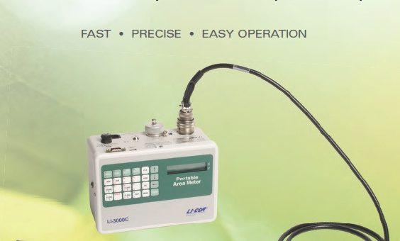 Licor Leaf Area Meter