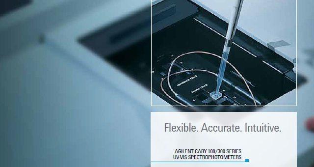 Agilent UV-Vis Spectrophotometer Cary 100-300