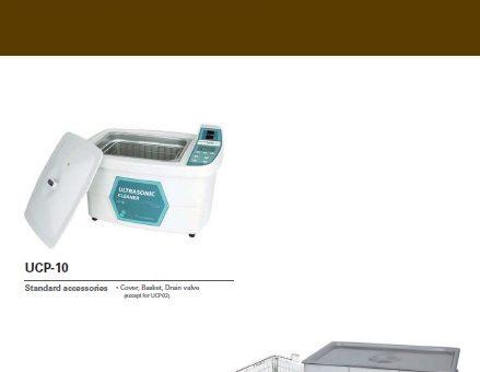 Jeiotech Ultrasonic Cleaner