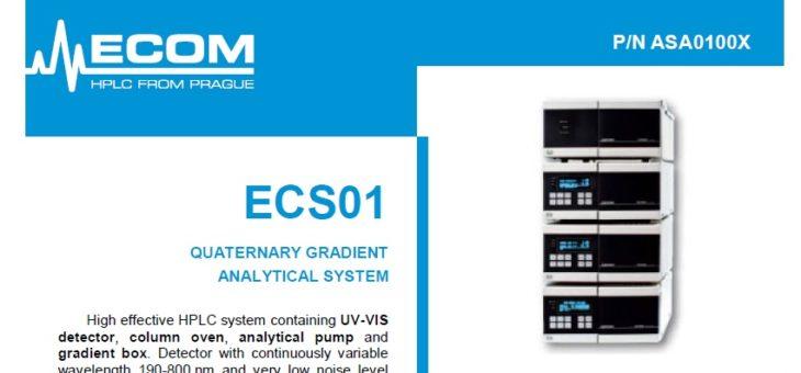 ECOM Gradient HPLC System